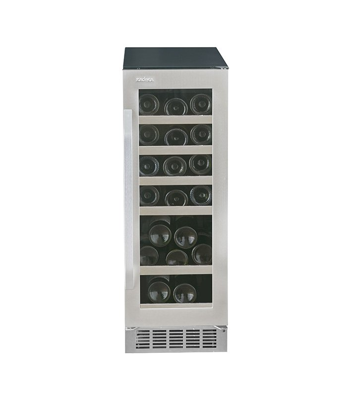 Yeobuild-Homestore_Kadeka-Wine-Chiller-KA24WR-Close