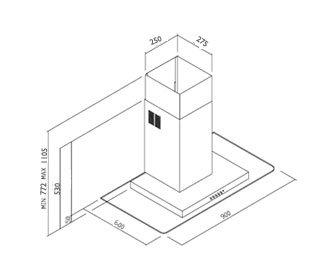 Yeobuild-HomeStore_Turbo-Immaginario-cooker-T108IS-90cm-dimension