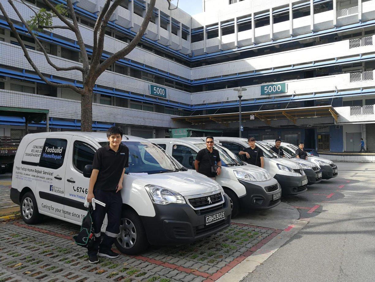 Yeobuild-HomeStore_Technicians-Vans