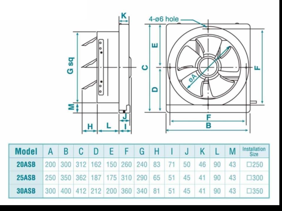 Yeobuild-Homestore_KDK-Ventilating-Fan-25ASB-cutout