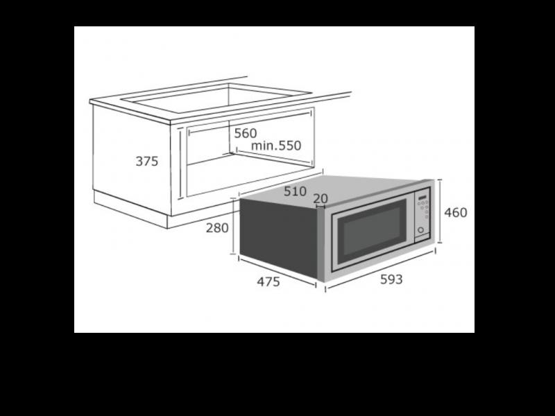 Yeobuild-Homestore_Aerogaz-Built-In-Microwave-Oven-AZ-230GBSS-cutout