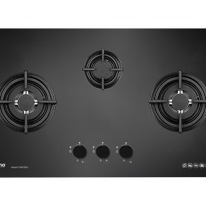 Tecno T 938TRSV 3-Burner Glass Hob