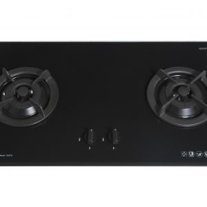 Tecno T222TGSV 2-Burner Glass Hob