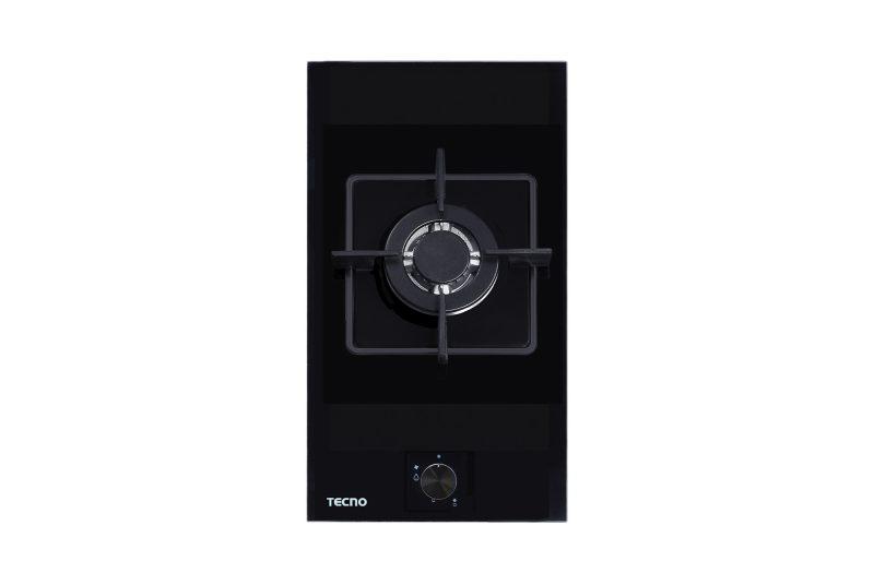 Tecno TA 311TRSV 1-Burner Glass Hob
