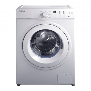 Tecno TFL 8010 8.0KG Front Loading Washer