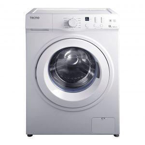 Tecno TFL 8010 8.0KG Front Loading Washer
