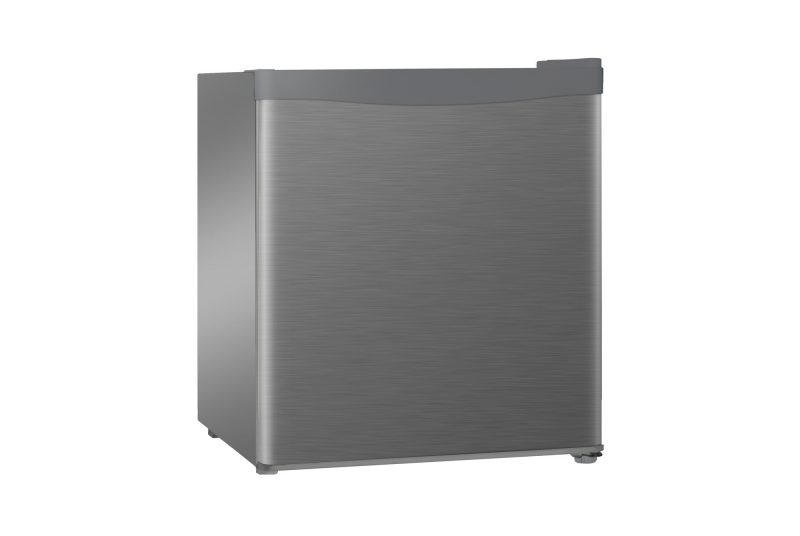 Tecno TFR 48 Mini Bar Fridge with Stainless Steel Look