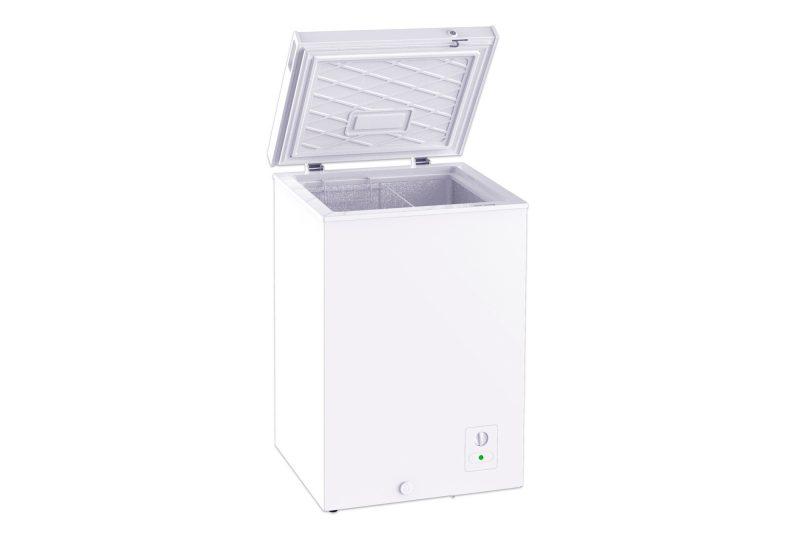 Yeobuild HomeStore Tecno TCF 138R 100L Chest Freezer Open