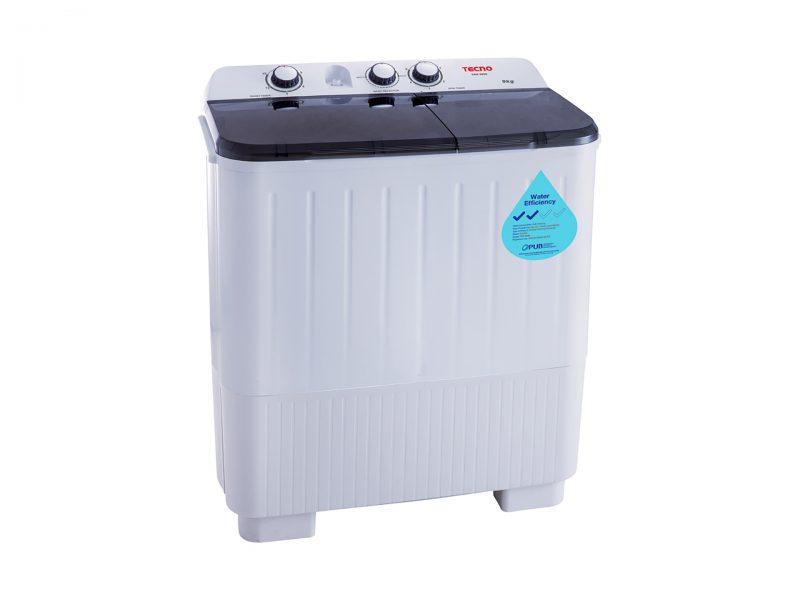 Tecno TWS 9090 9.0Kg Semi-Automatic Washer