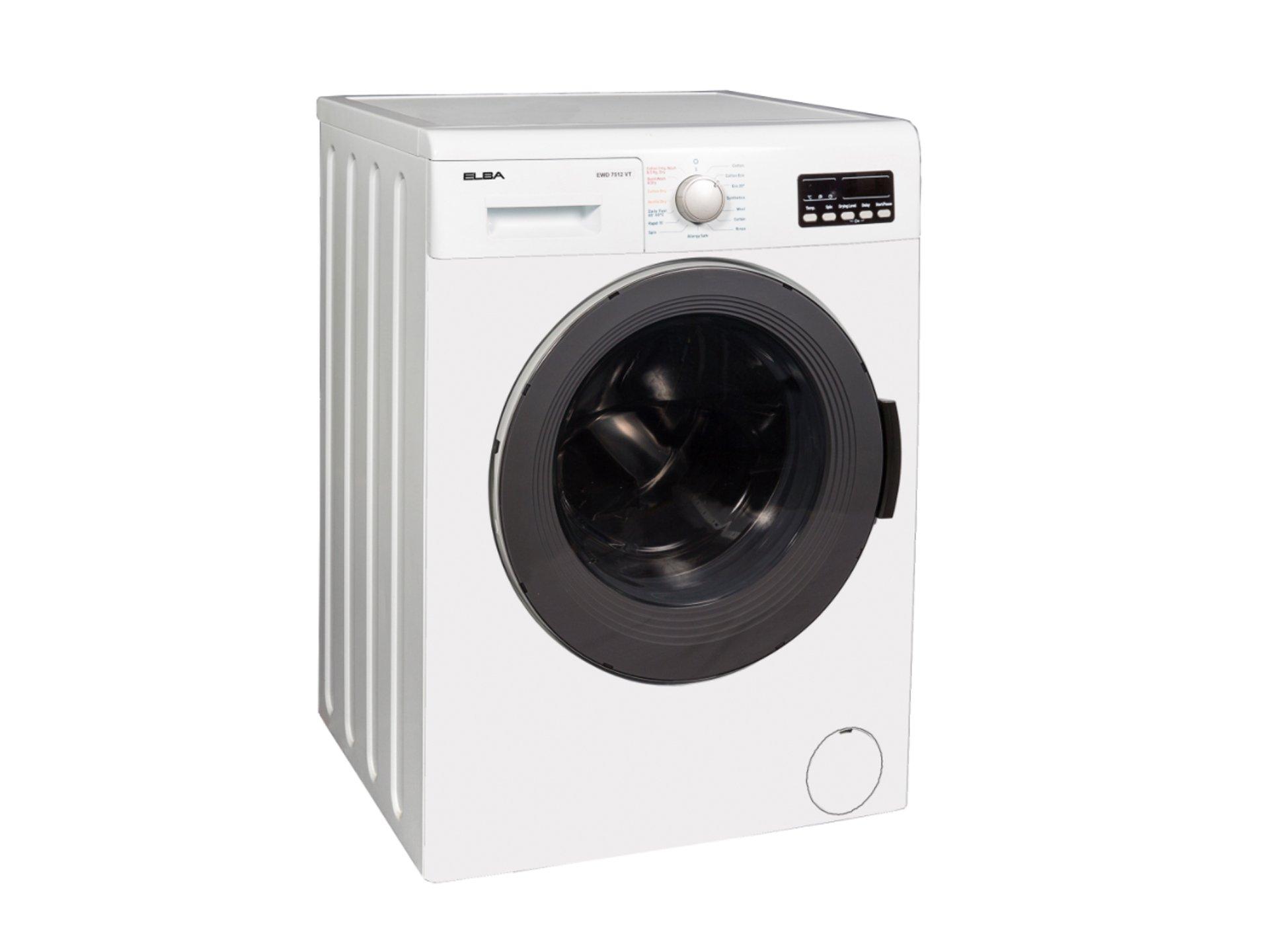ELBA EWD 7512 VT 5.0KG Front Load Washer