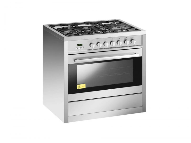 EF GC AE9650 A SS Range Cooker
