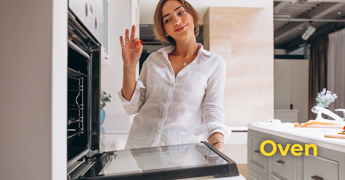 Oven Appliance Care Tips for christmas